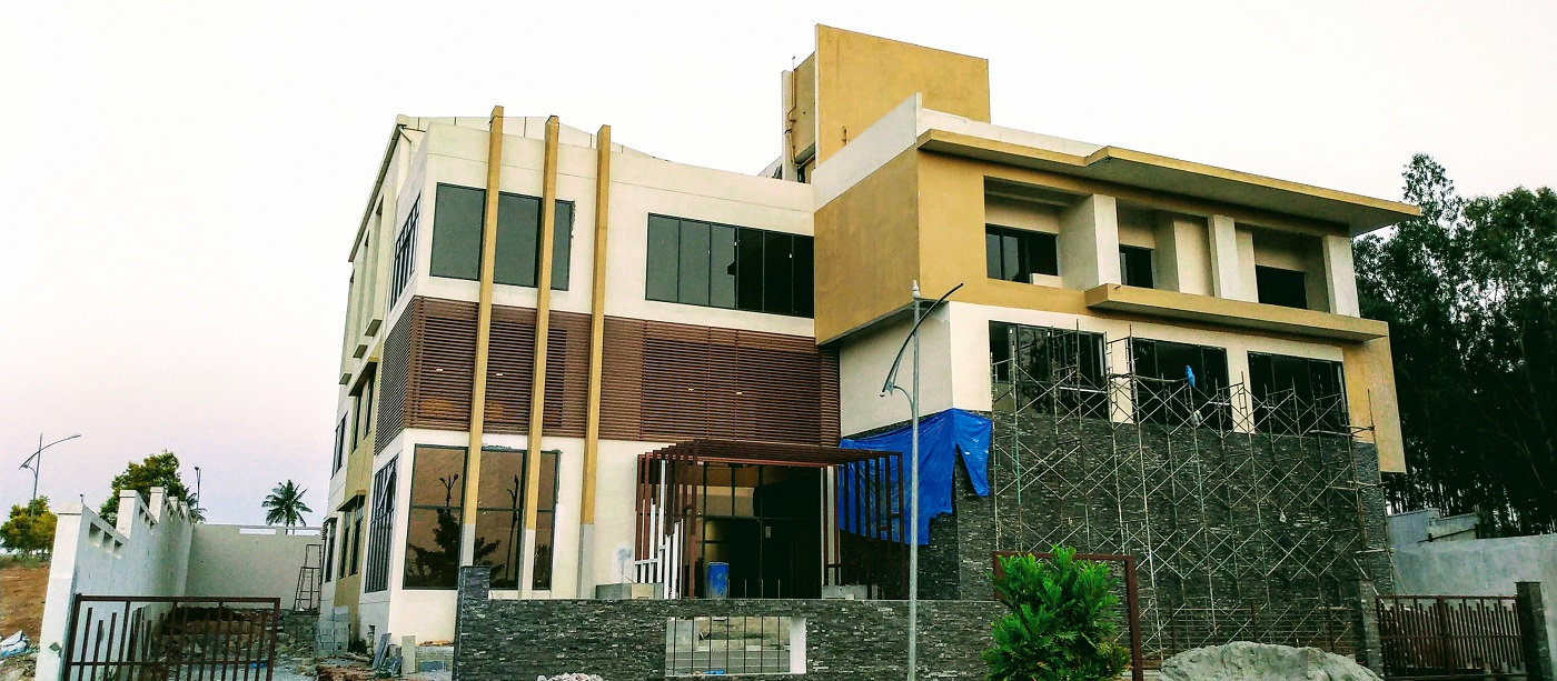 BMRDA approved, RERA approved, Ecofriendly township