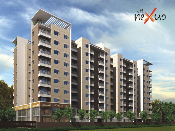 JR Nexus - Luxury Apartments in Chandapura