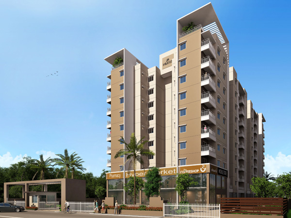 JR Nexus - Plots in Surya City