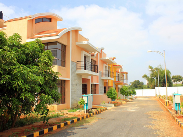 JR Garden Retreat - Residential Plots for sale in KHB Surya City, Bangalore