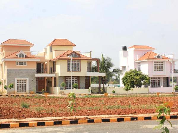 JR Garden Retreat - Best plots for sale in Chandapura