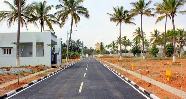 JR Coconest - Best Residential Plots for sale near Anekal road