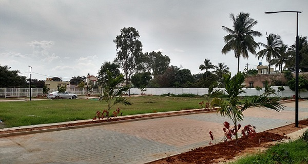 JR Coconest - Best Residential Plots for sale near Marasur road