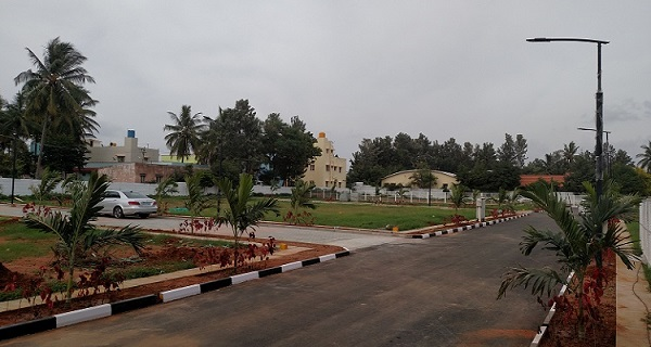 JR Coconest - Best Residential Plots for sale near Jigani Bannerghatta road