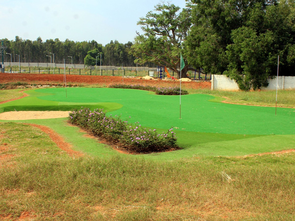 JR Greenpark - KHB surya city plots for sale
