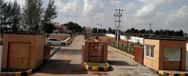 JR Garden Retreat - Plots for sale near Hosur Road