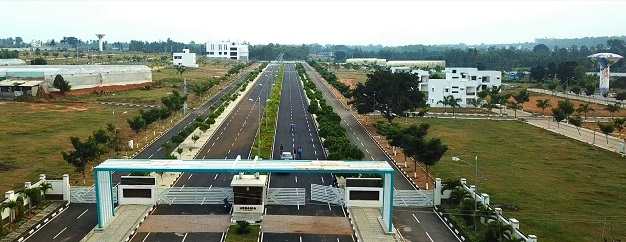 Plots for sale in Chandapura Anekal