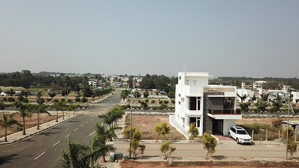 Plots for sale near Bodhi Schools
