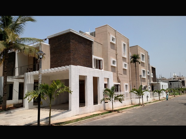 JR Greenwich - Luxury villas for sale in Bangalore