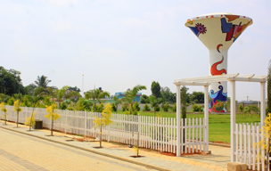 JR Urbania - Residential plot for sale in Electronic City Bangalore