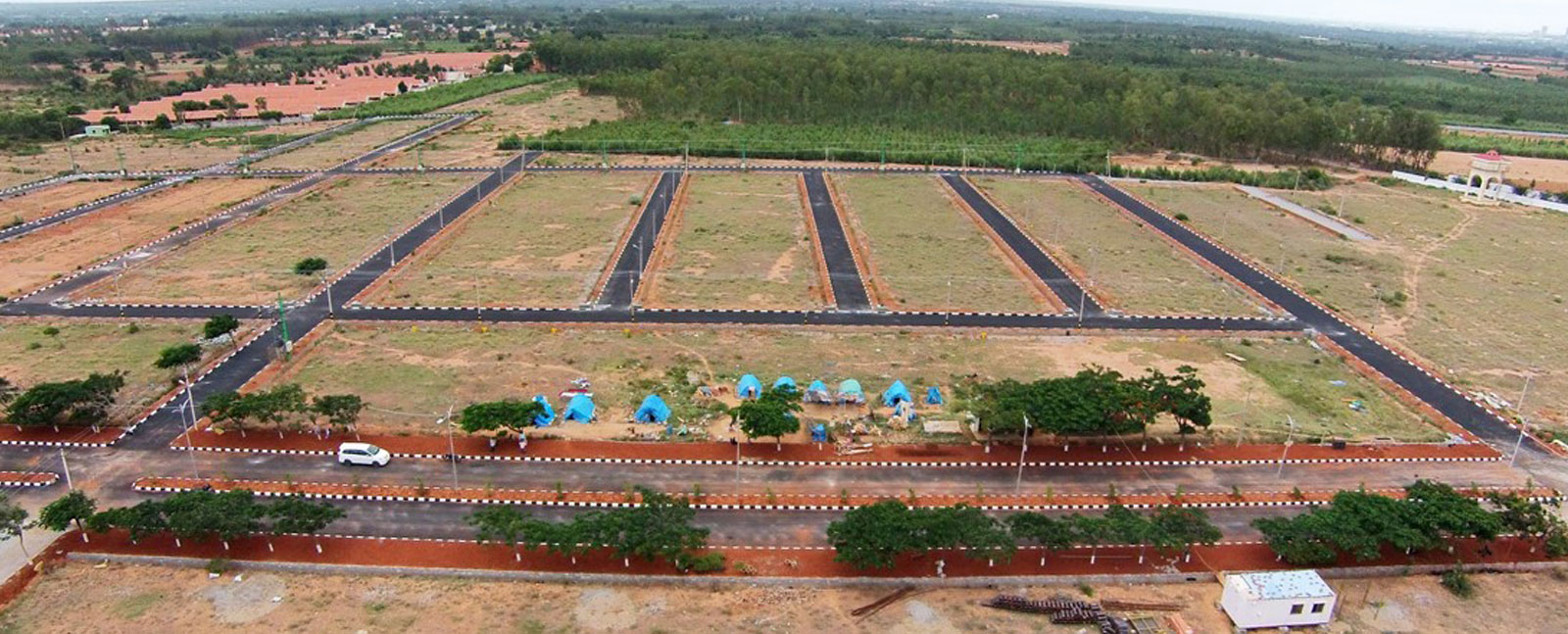 Plots for Sale in Hoskote Bangalore | Plots near Whitefield