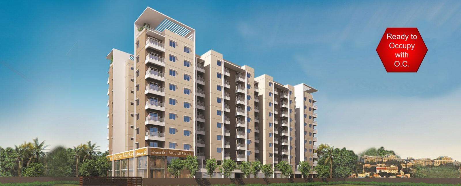 Ready To Move Apartments In Chandapura